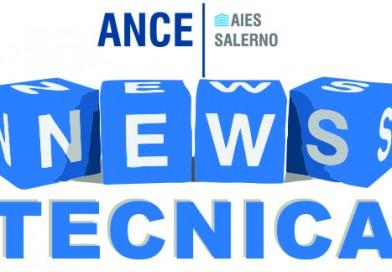 News Tecnica del 29 settembre 2016