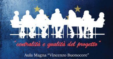 MASTER IN EUROPROGETTAZIONE –  Università degli Studi di Salerno – 1° Modulo 14 ottobre 2016