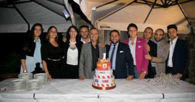 1^ Festa d'estate del Gruppo Giovani Ance Aies Salerno