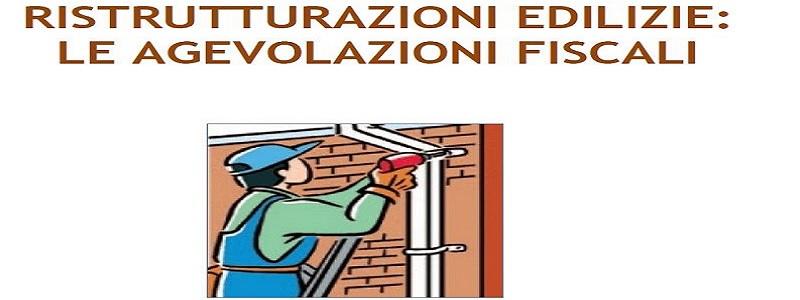Ristrutturazioni edilizie nuova guida dell agenzia for Agenzia delle entrate ristrutturazioni edilizie