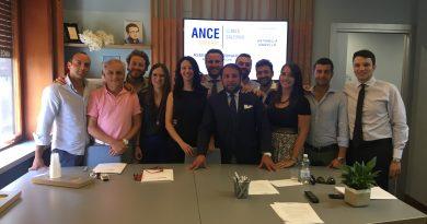 Gruppo Giovani Ance Aies Salerno: Antonella Ianniello è il nuovo presidente