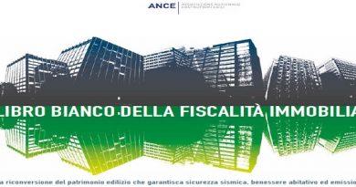 Presentato alla LUISS il Libro Bianco della Fiscalità Immobiliare