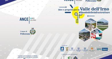 """Convegno """"Idee e progetti per la Valle dell'Irno"""" – Centro polifunzionale Comune di Pellezzano, 23 marzo 2019, ore 10.30"""