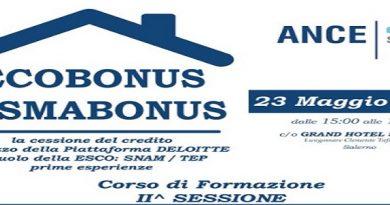 """Corso di Formazione – 2^ giornata: """"L'accesso al credito e l'utilizzo della Piattaforma Deloitte"""""""