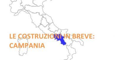 """Nuovo numero dossier regionali: """"Le costruzioni in breve"""" – Giugno 2019"""