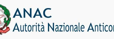 Comunicato ANAC