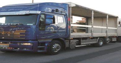 Autotrasporto: limitazioni circolazione stradale fuori dai centri abitati per l'anno 2020
