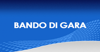 "Montecorvino Pugliano – Consorzio ""Parco Verdiana"" – Bando di Gara"