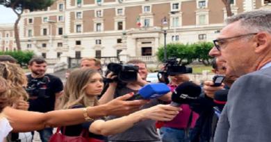 L'Ance al tavolo  con il Vicepremier  Matteo Salvini