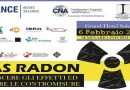 """6 FEBBRAIO 2020 il Seminario Informativo sul """"Gas Radon"""": Conoscere gli effetti ed attuare le contromisure."""