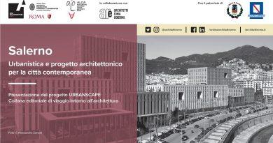 Salerno: Urbanistica e progetto architettonico per la città contemporanea. Webinar, 29 aprile 2021, ore 16.00