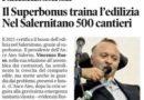 """""""Si Riparte!"""" I dati confermano la RIPRESA DEL SETTORE – Assemblea Ance Salerno"""